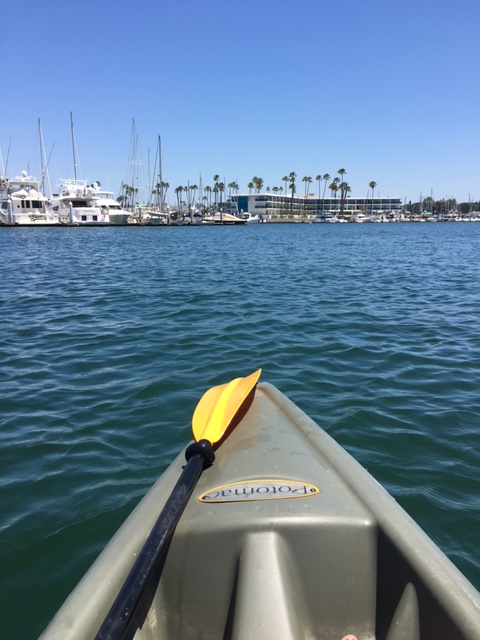 kayaking solo to replenish the mind 4