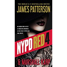 Book Review NYPD RED 1 by James Patterson