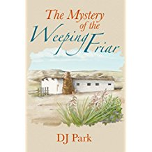 Interview and Review DJ Park Author - The Mystery of the Weeping Friar