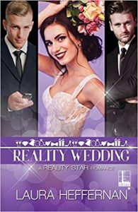 Book Review & Interview with Laura Heffernan - Author of REALITY WEDDING