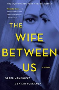 Book review - the wife between us