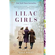 Book Review LILAC GIRLS by Martha Hall Kelly