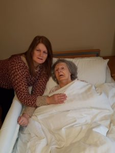 Mourning my mother who is still here - Is that possible?
