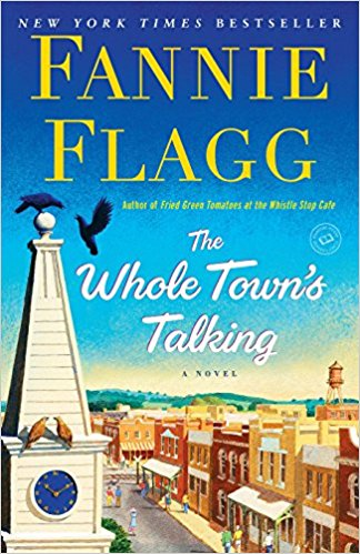 Book Review THE WHOLE TOWNS' TALKING by FANNIE FLAGG