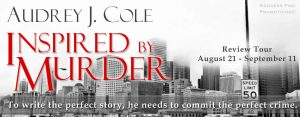 Book Review INSPIRED BY MURDER by Audrey J. Cole