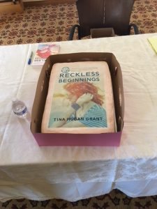 Celebrating the book Release of RECKLESS BEGINNINGS