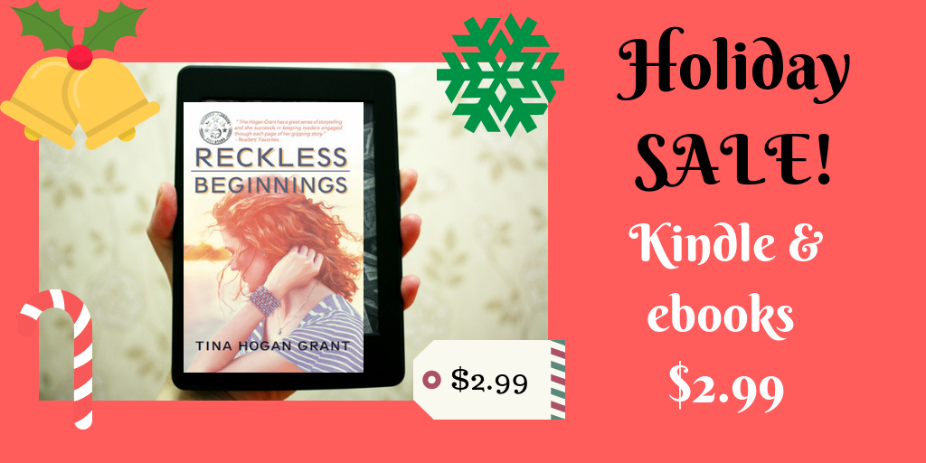 Reckless Beginnings ebook is on sale for a limited time only