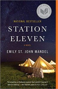 Book Review STATION ELEVEN by Emily St. John Mandel
