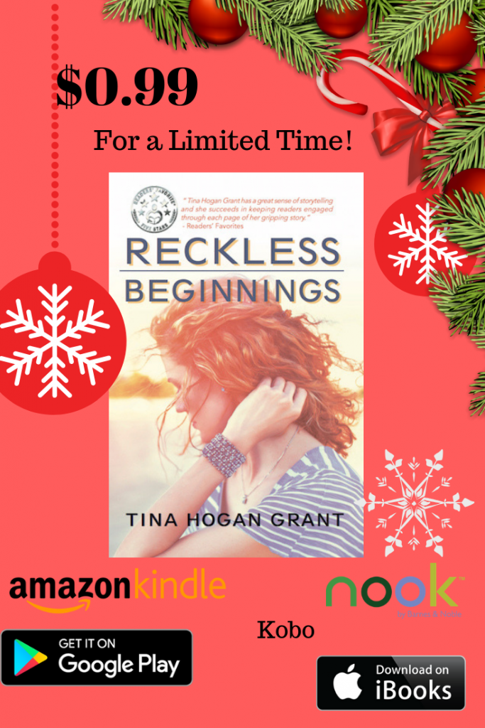 Reckless Beginnings 99 cent sale - Limited time only