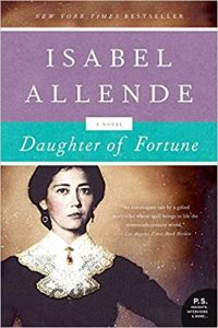 Book Review Daughter of Fortune by Isabel Allende