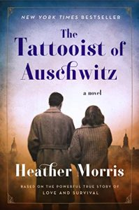 Book Review - The Tattooist of Auschwitz by Heather Morris