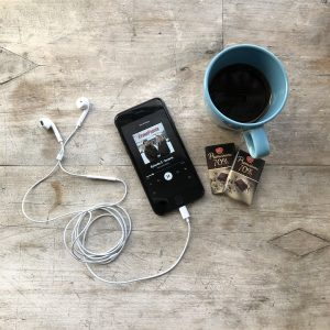 Podcasts For Readers & Writers That Keep me in my Car