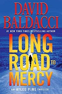 Book Review Long Road to Mercy by David Baldacci