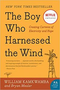 Book Review - The Boy Who Harnessed the Wind by William Kamkwamba